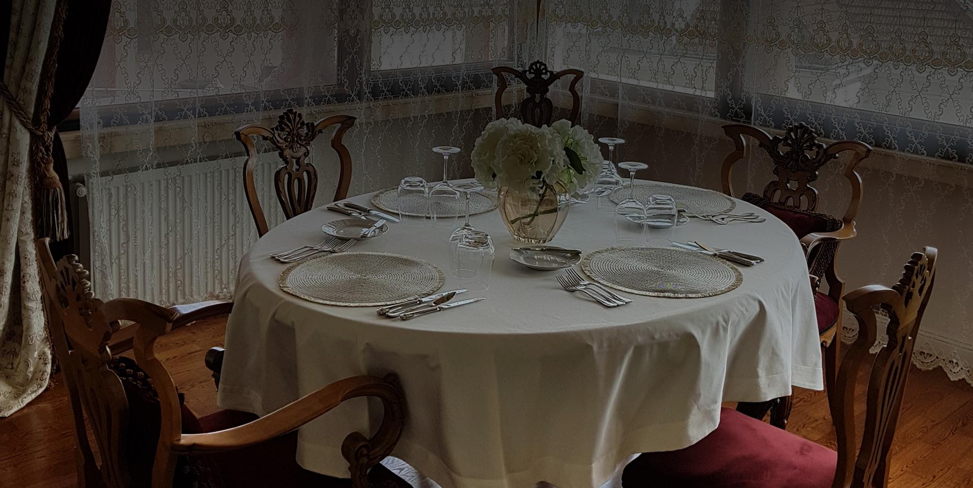Private VIP Gourmet Dinner